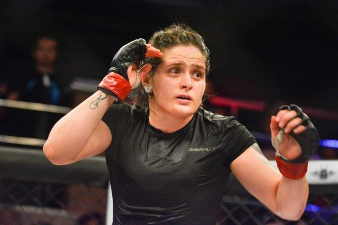 UFC Shenzhen Lara Procopio