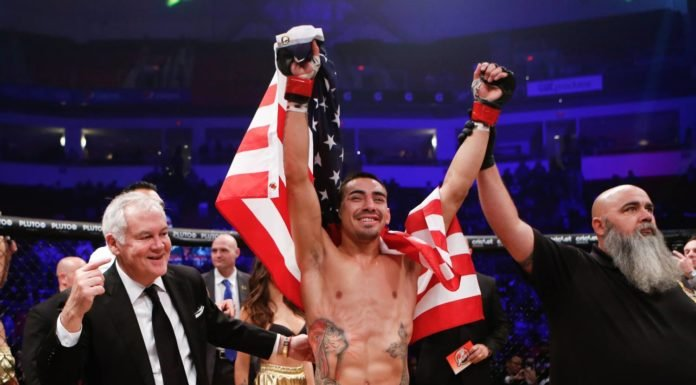 Andres Quintana Combate Americas