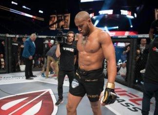 Ciryl Gane UFC Uruguay
