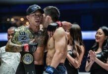 Martin Nguyen VS Koyomi Matsushima ONE Championship - Dawn of Heroes