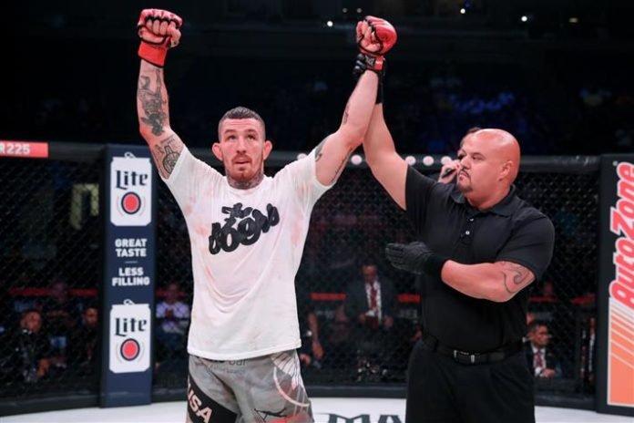 Austin Vanderford Bellator MMA