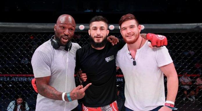 Sabah Homasi Bellator MMA