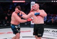 Matt Mitrione vs Sergei Kharitonov, Bellator 225