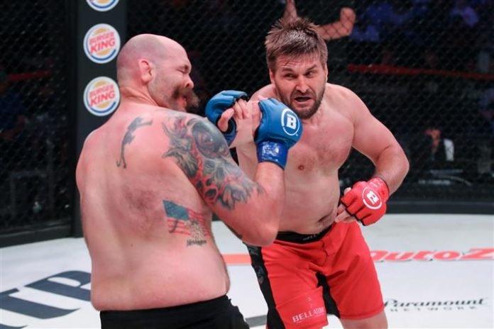 Vitaly Minakov, Bellator MMA