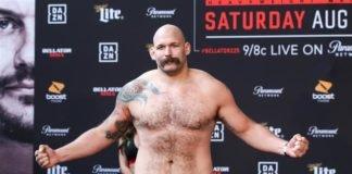 Tim Johnson Bellator MMA