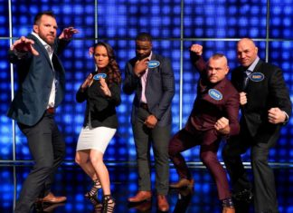 Team MMA - Celebrity Family Feud