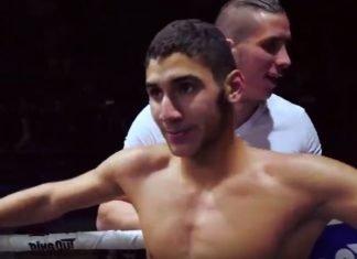 Fares Ziam UFC 242