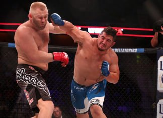Javy Ayala Bellator MMA
