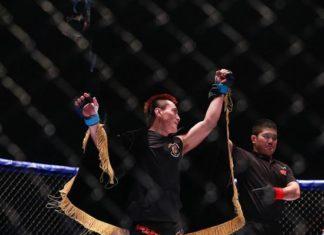 Song Kenan UFC Auckland