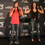 UFC 241 Hannah Cifers Jodie Esquibel