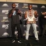 UFC 241 Media Day 13 Khama Worthy