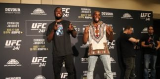 UFC 241 Media Day 13 Khama Worthy