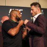 Daniel Cormier Stipe Miocic UFC 241