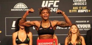 Shana Dobson UFC