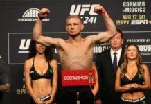 UFC 241 Casey Kenney