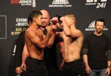 Manny Bermudez vs Casey Kenney UFC 241