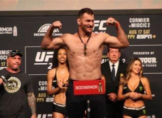 UFC 241 Stipe Miocic