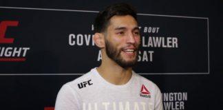 Matt Schnell UFC
