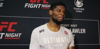 Kennedy Nzechukwu UFC