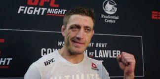 Gerald Meerschaert UFC