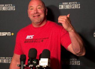 Dana White Contender Series