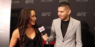 Jodie Esquibel UFC