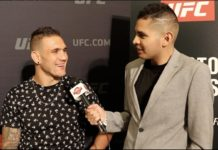 Christos Giagos UFC