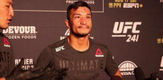 Kyung Ho Kang UFC 241