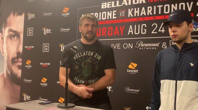 Vitaly Minakov Bellator 225