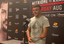 Bellator 225 Nick Newell