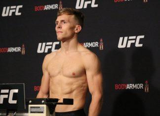 Brad Katona UFC