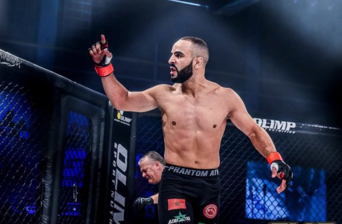 Ottman Azaitar UFC 242
