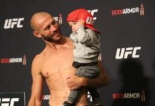 Donald Cerrone and Danger Cerrone, UFC