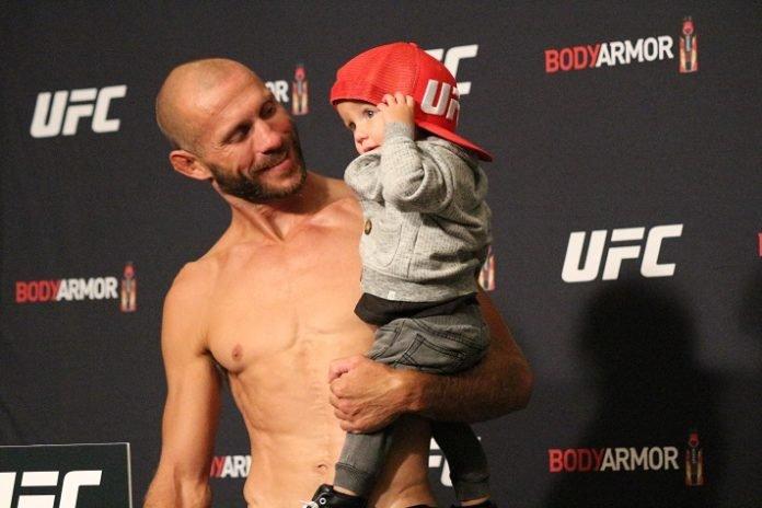 Donald Cerrone and Danger Cerrone, UFC