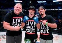 Derek Campos Bellator MMA