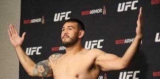 31 UFC Vancouver Augusto Sakai