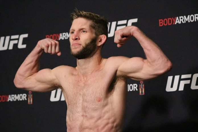 Cole Smith, UFC