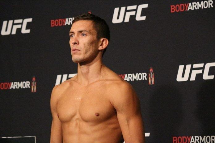 Hunter Azure UFC