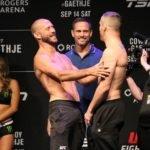 UFC Vancouver Donald Cerrone Justin Gaethje