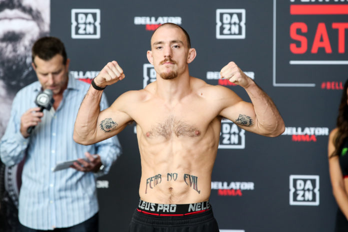 Daniel Carey Bellator 226
