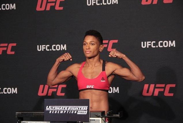 Angela Hill UFC