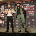 Patricio Pitbull and Juan Archuleta, Bellator 228 Face-Offs