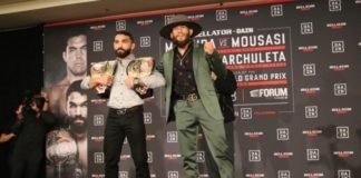 Patricio Pitbull and Juan Archuleta, Bellator 228 Face-Offs