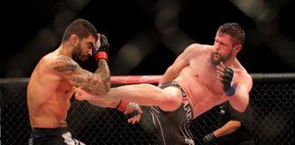 Nicolas Dalby UFC