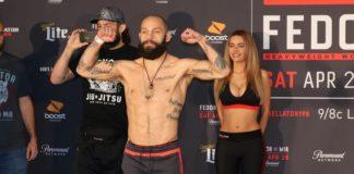 Sam Sicilia Bellator MMA