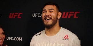 Augusto Sakai UFC Vancouver