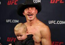 Cowboy Cerrone (Donald Cerrone) UFC Vancouver