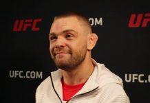 Tristan Connelly UFC Vancouver