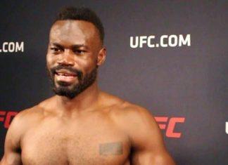 Uriah Hall UFC Vancouver