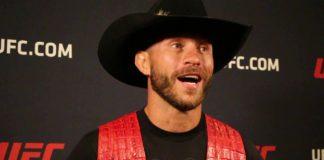 Cowboy Cerrone, UFC Vancouver